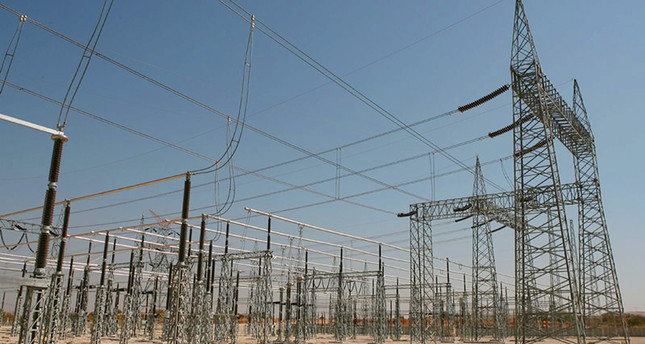 Turkey Powerlines.