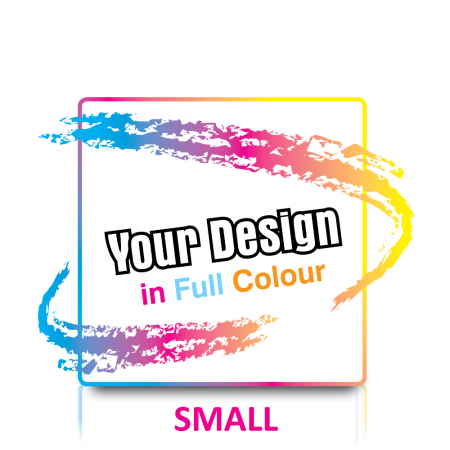 Custom Small Labels in Full Colour