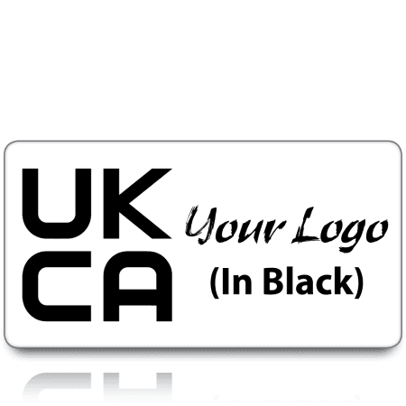 UKCA Labels for UKCA Marking with Your Logo