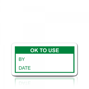 Ok To Use Labels in Green