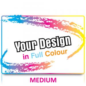 Custom Medium Labels in Full Colour