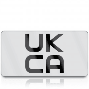 Premium Heavy Duty UKCA Labels for UKCA Marking