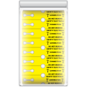 Tuff Tag Safety Electrical Connection - Labels for Harsh Environments