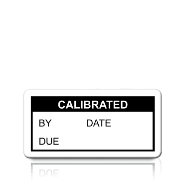 Calibrated Labels in Black