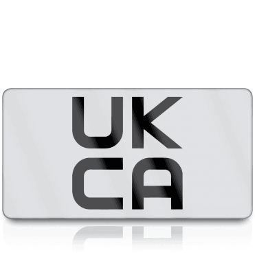 Premium Heavy Duty UKCA Labels for UKCA Marking