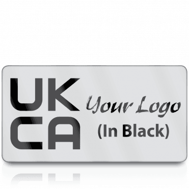Premium Heavy Duty UKCA Labels for UKCA Marking with Your Logo